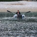 Naoko erforscht unbekannte Inseln